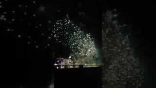 UAE national day 2018 Fireworks Abu Dhabi Palace