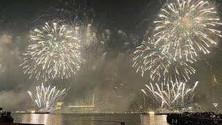LIVE NYC Macy's Fireworks 2021 (SEE 4K VIDEO LINK IN DESCRIPTION)