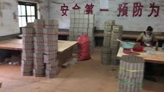 Visiting The Liuyang Fireworks Factory #EpicFireworks