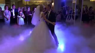 Первый танец Кристины и Сергея 15.09.2018
