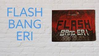 Тест #петарда #FLASH BANGER 1 #Петарды #обзор #взрыв
