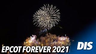 EPCOT Forever Fireworks Spectacular at Walt Disney World 2021