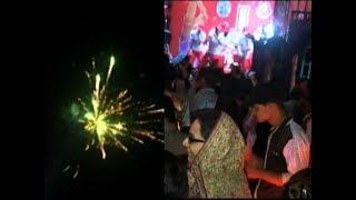 Fireworks in Clifton After Karachi Kings win from Quetta gladiators