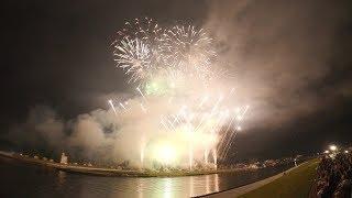2019 石巻川開き祭り花火大会 フィナーレ Ishinomaki river opening festival fireworks display Finale