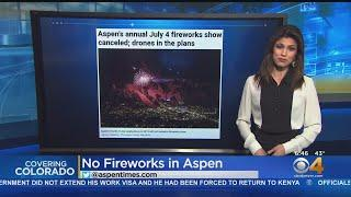 Aspen Cancels 4th Of July Fireworks Show