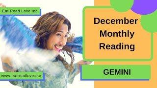 "GEMINI SOULMATE ""FIREWORKS WITH SOULMATE"" DECEMBER MONTHLY TAROT READING"