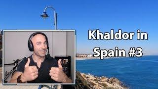 ► Khaldor in Spain #3 - About washing machines and crazy spanish fireworks