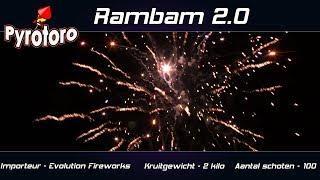 Rambam 2.0 - Evolution Fireworks (straatfilm)