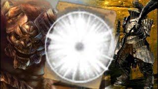 билд Клерик-Хрустальная Пушка на СТАРТЕ игры в КООПЕ и без VS Телец и Хавель в Dark Souls Remastered
