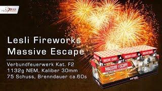 Massive Escape von Lesli Fireworks