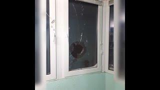 В Саратове в окно жилого дома на 19 м этаже влетела ракета