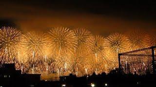 日本一即上げ長岡花火フェニックス2019 Nagaoka Fireworks Phoenix 2019