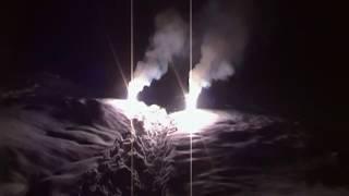 """фестивальные шары 1,75"""" взрываем на снегу + пару файеров / пиротехника / петарды"""