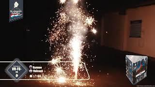 Фонтан пиротехнический VH-FO-06 Вулкан