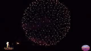CALAMONACI ù(Ag) 11 agosto 2019 Fireworks UGO LIETO da Roccarainola (Na) by GECIMALI