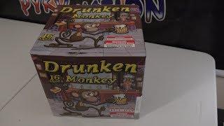 DRUNKEN MONKEY - PYRO JUNKIE FIREWORKS
