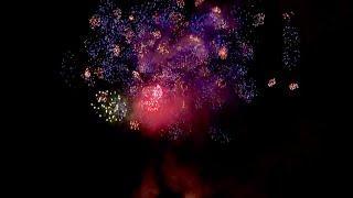 【全編720p】土浦全国花火競技大会2018  Tsuchiura Fireworks