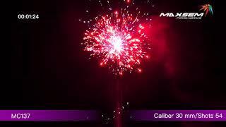 Салют МС137 MIXING FIREWORKS Maxsem