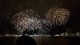 Праздничный салют на День города Казань 2019