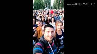 Группа Бандерос. На день города в Тольятти