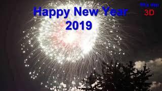 Bắn pháo hoa đẹp nhất thế giới 2019 - Bắn pháo bông 2019 - Fireworks