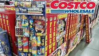 BROWSE WITH ME COSTCO FIREWORKS WHATS NEW 2018