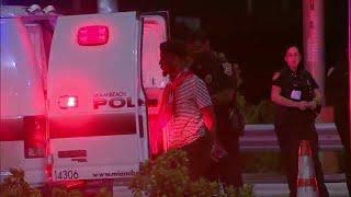 Miami Beach police investigating bizarre case of road rage involving fireworks