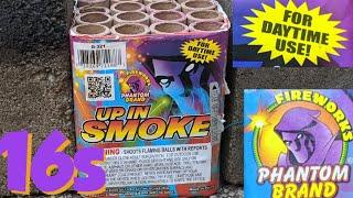 1️⃣6️⃣shot 200gram: UP IN SMOKE (Phantom