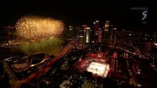 [HD] NDP 2019 Fireworks Finale - (August 9, 2019)