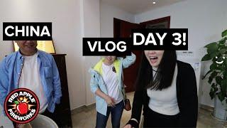 2020 China Vlog Day 3 | Red Apple Fireworks Trip to China with Doug, Mike, Atsumi & Ross