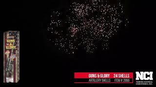 Guns and Glory  -- Chillicothe Fireworks