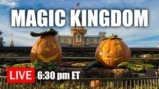 Live: Magic Kingdom | Haunted Mansion, Hot Dog of The Month, Fireworks & More | Walt Disney World