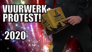 VUURWERK PROTEST 2020!   VUURWERK AFSTEKEN!