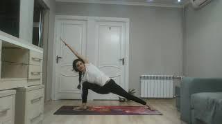 Йога в Ташкенте - йога для начинающих