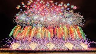 [4K] 三陸花火競技大会 2021 - SANRIKU FIREWORKS COMPETITION bloom to the world - (shot on BMPCC6K)