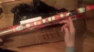 Распаковка посылки с сайта Fire Dragon