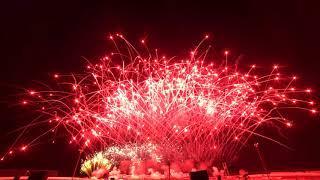 National Anthem USA Pyro Spectaculars Pro Grade Fireworks Display Western Winter Blast 2/14/2020