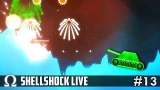 IT'S LIKE THE 4TH OF JULY! (FIREWORKS!) | Shellshock Live Multiplayer #13