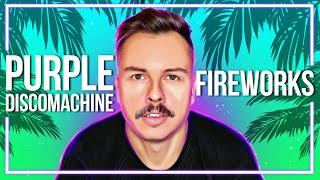 Purple Disco Machine - Fireworks feat. Moss Kena & The Knocks [Lyric Video]