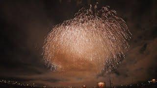 2019 大曲の花火 大玉連発付スペシャルスターマイン Large fireworks barrage with special Starmine OMAGARI Fireworks
