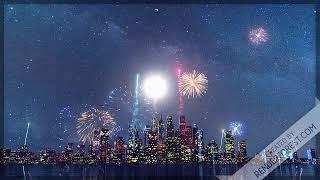 Fireworks Logo Reveal