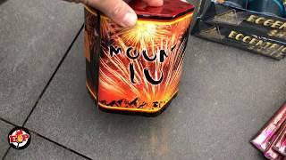 Mount Lu : Pangu Fireworks : 19 Shots : 300 Gram