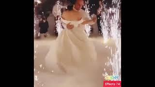 Тяжелый дым и Холодные фонтаны на свадьбу. От #SuperEffects74 тел. +79087001008 в Челябинске.