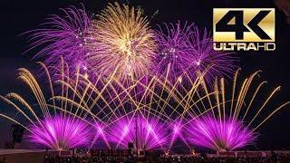 ⁽⁴ᴷ⁾ Int. Fireworks Festival Knokke-Heist 2019: Giuliani Fireworks - Italy  Italië - Vuurwerk