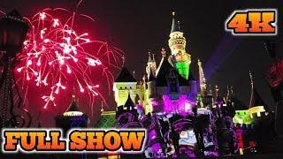 MICKEY'S MIX MAGIC WITH FIREWORKS 2020 | DISNEYLAND CALIFORNIA