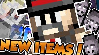 NEW ITEMS! BODY SWAPPERS, FIREWORKS, MONKEY BARRELS, AND MORE! | Danny Plays Streets Of Rogue #41