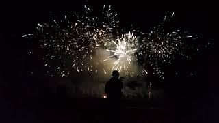 Victory  Fireworks demo 2019 finale