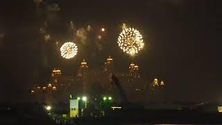 Palm Atlantis 2019 New Year Fireworks
