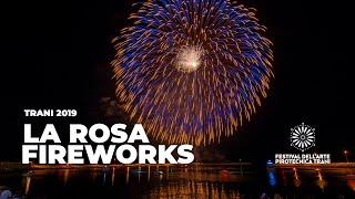Trani 2019 - Festival dell' Arte Pirotecnica - La Rosa Fireworks [Feuerwerk Show]