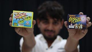 Testing Diwali Fireworks 2019 - Top Awesome Experiments